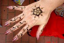 C'est Jolie! / Nails, henna, makeup :) / by Sarah