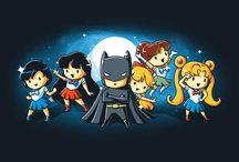 ☆TeeTurtle T-Shirts♡ / Badass t-shirts. Bring out your inner nerd.  / by Sarah DeCol