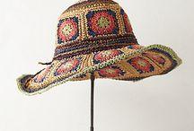 HYDCrochet - Hats