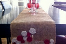 Table Runners / by Sara Anderson