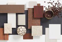 Materiaalit ja värit