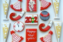 Cookies ~ New Year's