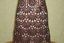 Вязание:платье,сарафан