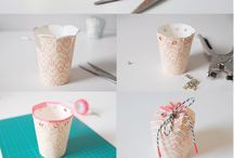 paper cup gift box