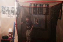Autism therapy room / We converted his room to a therapy room!