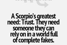 Scorpio / by Faith Pahoundis