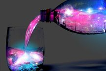 Drinking the universe