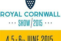 The Royal Cornwall Show / The Royal Cornwall Show
