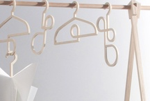 [hangers & packaging] / hanging and packaging ideas
