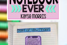 Interactive Notebooks / by Brooke Fletcher