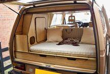 T3 camper Van