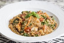 Chicken quinoa