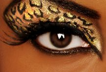 "Wild Makeup / Great ideas for ""wild"" makeup.  / by Audubon Nature Institute"