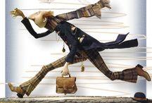 artdolls / Art dolls  / by Gary Paul
