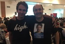 Casey Cardinia Business Breakfast with Todd Sampson as guest speaker. / Todd Sampson Talk
