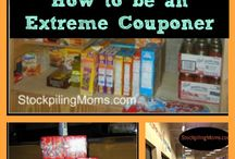 Couponing / by LaToria Bell