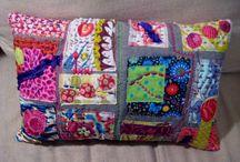 My Fabric/Fiber Art