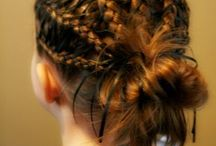 girl style / hair styles / by Tara Smith