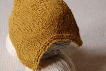 вязание шапок и одежды