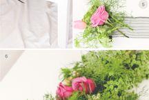 Kwietne obrusy