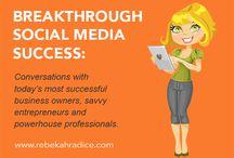 Breakthrough Social Media Success
