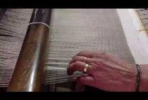 Sardinian Handwoven Textiles / Hand-woven textiles from Sardinia