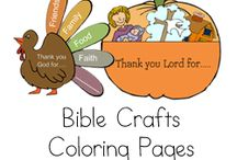 Thanksgiving Coloring and Activity Packs / Free coloring pages and activity packets for Thanksgiving.