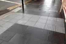Tactile Paving / Tactile Paving Setts - http://www.bbsnaturalstone.com/specialist-services/tactile-paving/