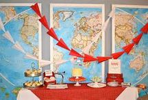 Party Around the World