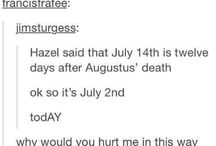 The fault in our stars fan girl