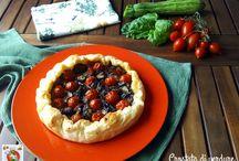 Torte Salate / Raccolta delle migliori #ricette di #tortesalate del web #recipe #food