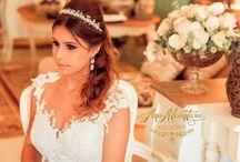 Campanha Ana Alcantara Acessórios Noivas / Acessórios para noivas