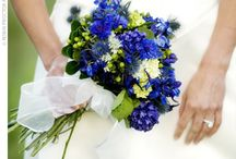 ♥ Mariage - Bleu ♥