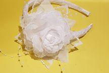 2018 wedding flowers handmade by Gianna Creations