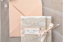 Wedding invitation / Wedding invitation