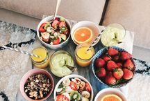 Breakfast ideas and goals