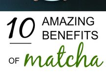 Matcha! / All things matcha...benefits and recipes