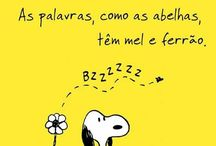 Mensagens Snoopy
