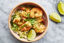 Seafood & Fish Recipes / Name your favorite seafood or fish—we've got a recipe for it. Here are our favorite ways to prepare shrimp, crab, tuna, halibut and more.