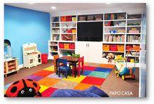 decoração quarto de brincar