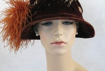 1920s hair/hats / by Samantha Hickle