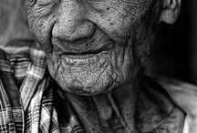 older faces