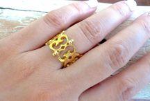 Rings-Evangelos Jewellery / Rings selected from Evangelos Jewellery Etsy Shop