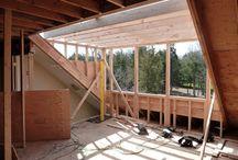 Loft roof