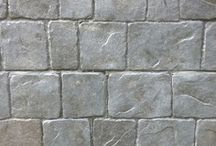Readypave imprinted concrete pattern designs / Styles of imprint offered by Readypave