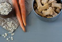 Healthy dog treats / Your favorite friend needs treats too!