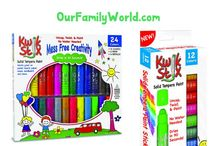Kid Activities and Crafts