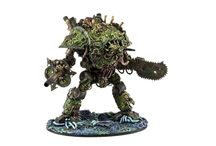Nurgle imperial knight / Painted and sculpt by my ;) enjoy ;)