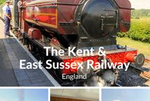 Sussex | Things to Do / Things to see and do in Sussex on the south coast of England