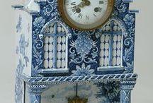 delft clock